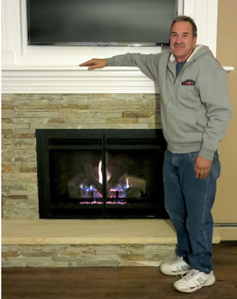 Long Island Fireplace Repair Service Installation Gas